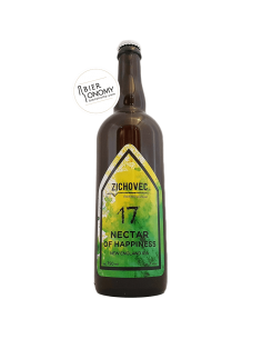Nectar Of Happiness 17 NEIPA 75 cl Zichovec Brewery