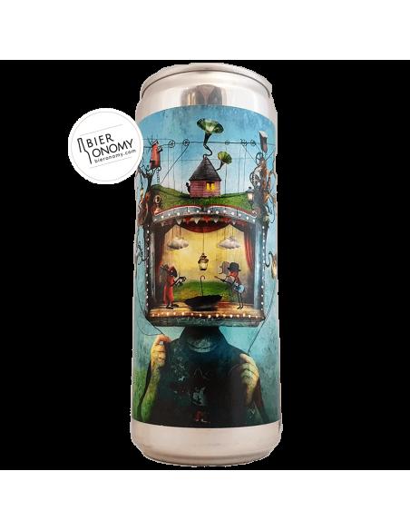Puppethead Berliner Weisse 33 cl Wizard Brewing