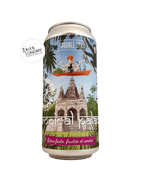 Tropical Palace DIPA 44 cl Piggy Brewing