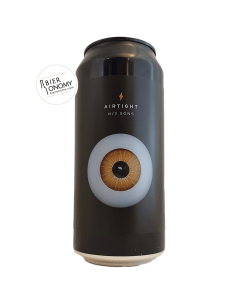 Airtight Imperial Stout 44 cl Garage Beer Co x 3 Sons