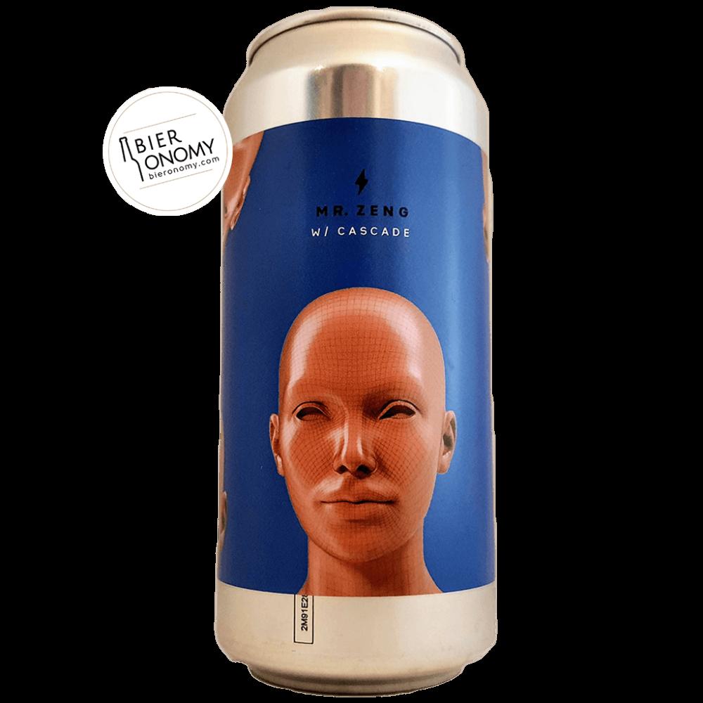 Mr. Zeng Imperial Barcelona Weisse 44 cl Garage Beer Co x Cascade