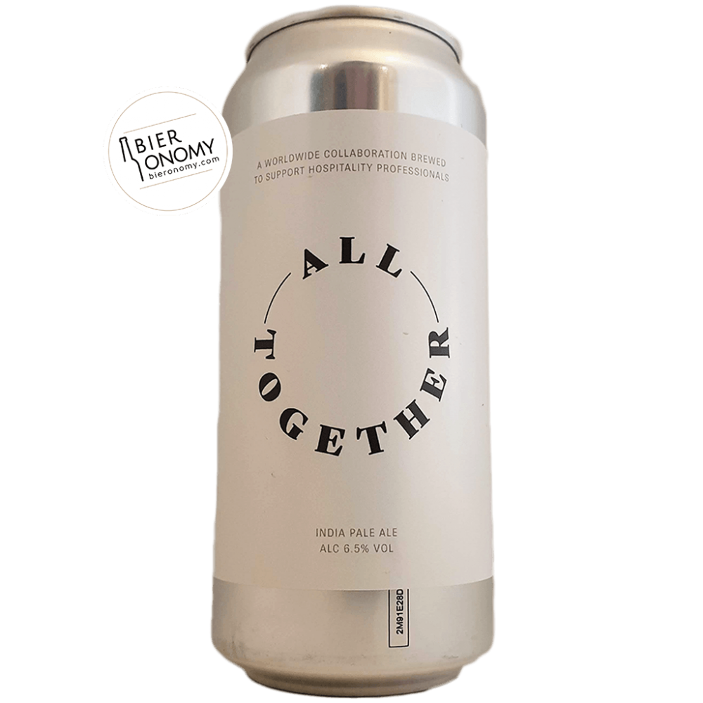 All Together NEIPA 44 cl Garage Beer Co