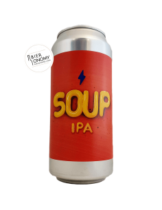 Soup IPA NEIPA 44 cl Garage Beer Co