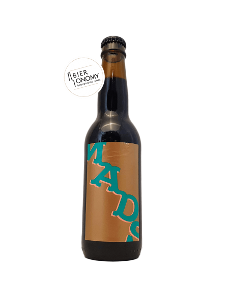 Mads No Bake Carrot Cake Imperial Stout 33 cl Omnipollo Brasserie