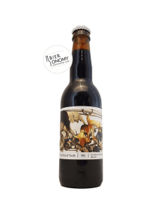 Bière The Stick of Truth RIS Bourbon BA 33 cl Brasserie Popihn x ZooBrew