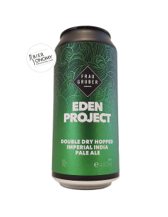 Eden Project DDH Imperial IPA 44 cl FrauGruber Brasserie