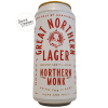 Bière Great Northern Lager 44 cl Brasserie Northern Monk Brew Co