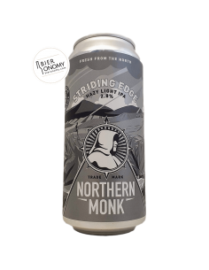 Bière Striding Edge Hazy Light IPA 44 cl Brasserie Northern Monk Brew Co