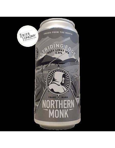 Bière Striding Edge Hazy Light IPA 44 cl Brasserie Northern Monk Brew Co