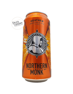 Bière Heathen IPA 44 cl Brasserie Northern Monk Brew Co
