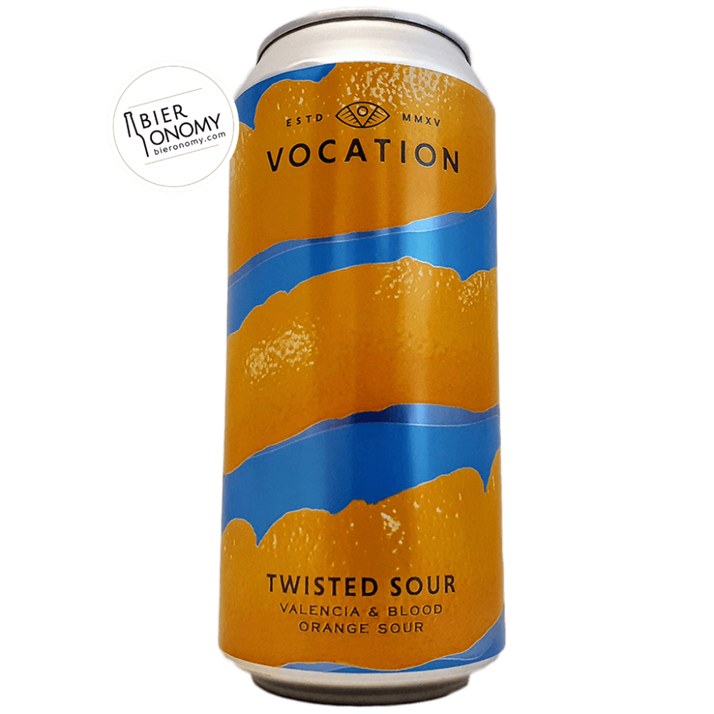 Bière Twisted Sour 44 cl Brasserie Vocation Brewery