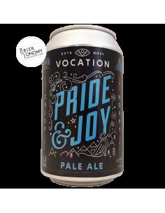 Bière Pride & Joy Pale Ale 33 cl Brasserie Vocation Brewery