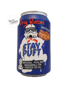 Bière Imperial Praline Stay Puft Porter 33 cl Brasserie Tiny Rebel Brew Co