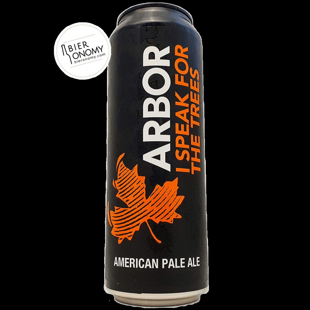 Bière I Speak For The Trees Pale Ale 56,8 cl Brasserie Arbor Ales