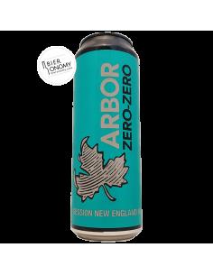 Bière Zero-Zero Session NEIPA 56,8 cl Brasserie Arbor Ales