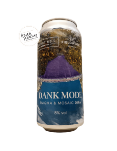 Bière Dank Mode DIPA 44 cl Brasserie Burnt Mill Brewery x Fieldwork