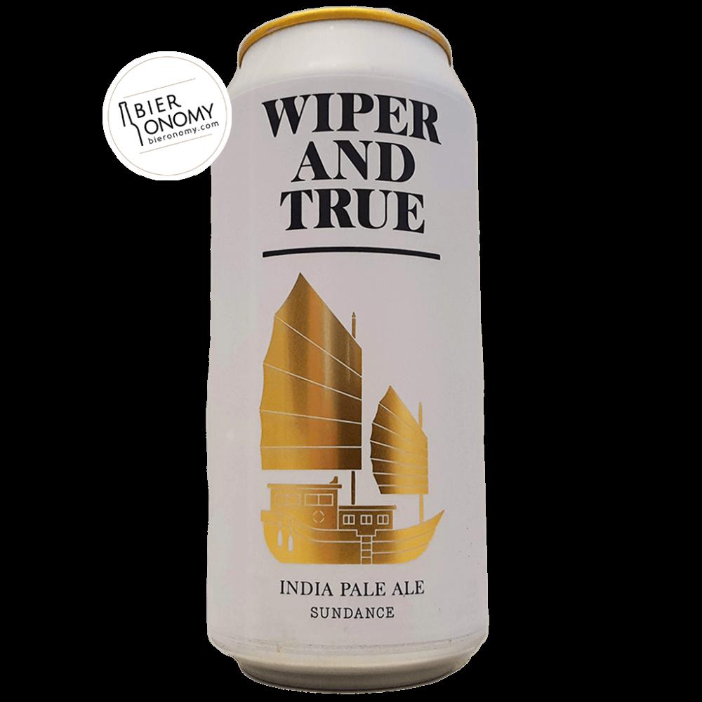 Bière Sundance IPA 44 cl Brasserie Wiper And True Brewery