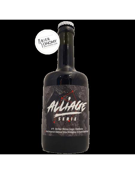 Bière Alliage Serie 1 Assemblage 33 cl Brasserie Iron