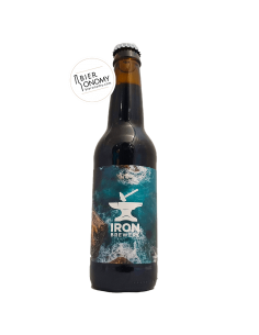 Bière Baltic Porter Amarone Barrel Aged 33 cl Brasserie Iron
