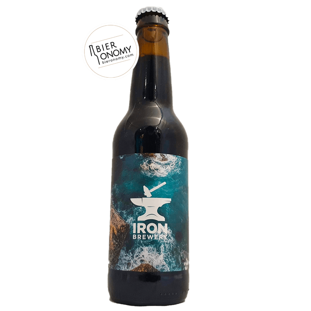 Bière Baltic Porter Amarone Barrel Aged 33 cl Brasserie Iron