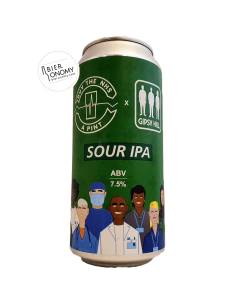 Bière Buy The NHS A Pint: Sour IPA 44 cl Brasserie Gipsy Hill Brewing Company