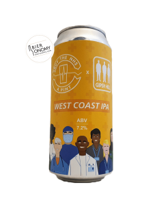 Bière Buy The NHS A Pint: West Coast IPA 44 cl Brasserie Gipsy Hill Brewing Company