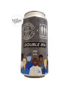 Bière Buy The NHS A Pint: Double IPA 44 cl Brasserie Gipsy Hill Brewing Company