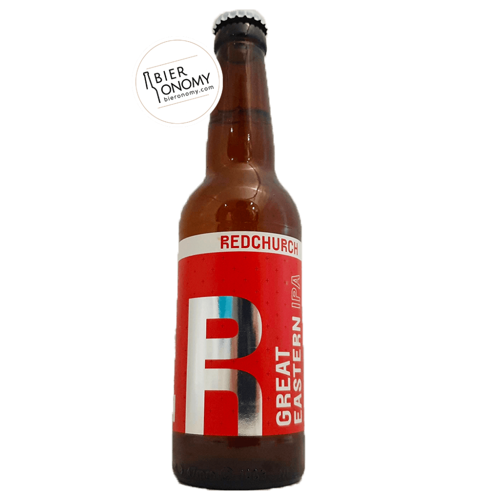 Bière Great Eastern IPA 33 cl Brasserie Redchurch Brewery