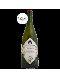 Bière Plantaison 75 cl Brasserie La Montagnarde x La Malpolon