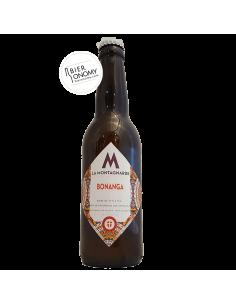 Bière Bonanga IPA 33 cl Micro Brasserie La Montagnarde