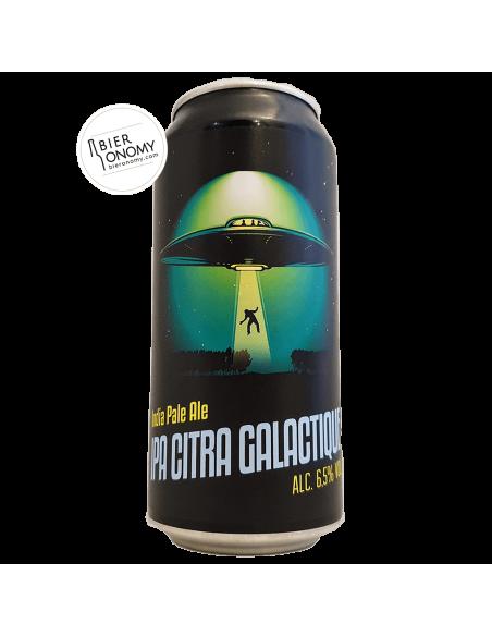 Bière IPA Citra Galactique 44 cl Brasserie Grand Paris