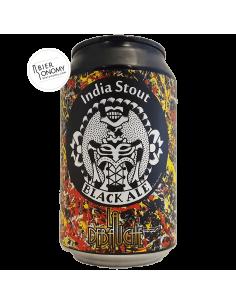 Bière Black Ale India Stout 33 cl Brasserie La Débauche