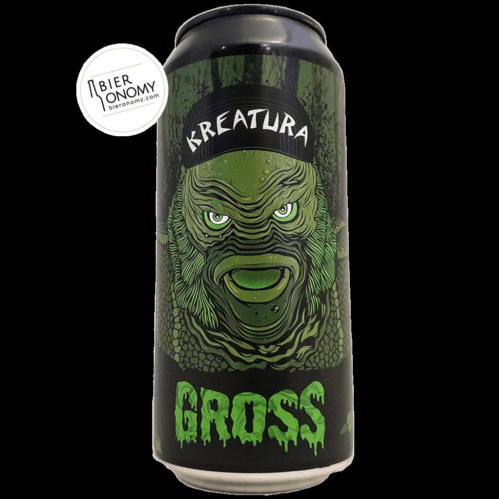 Bière Kreatura IPA 44 cl Brasserie Gross