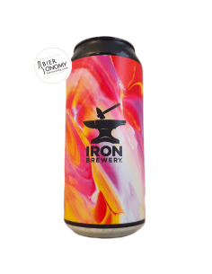 Bière Gose Betterave Passion 44 cl Brasserie Iron
