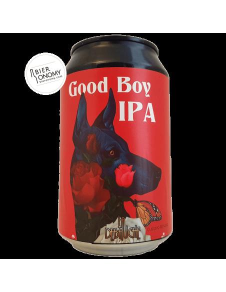 Bière Good Boy IPA 33 cl Brasserie La Débauche