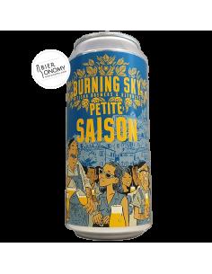 Bière Petite Saison 44 cl Brasserie Burning Sky Brewery
