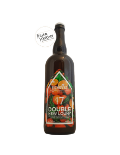 Bière Double New Louny DDH White IPA 75 cl Brasserie Zichovec