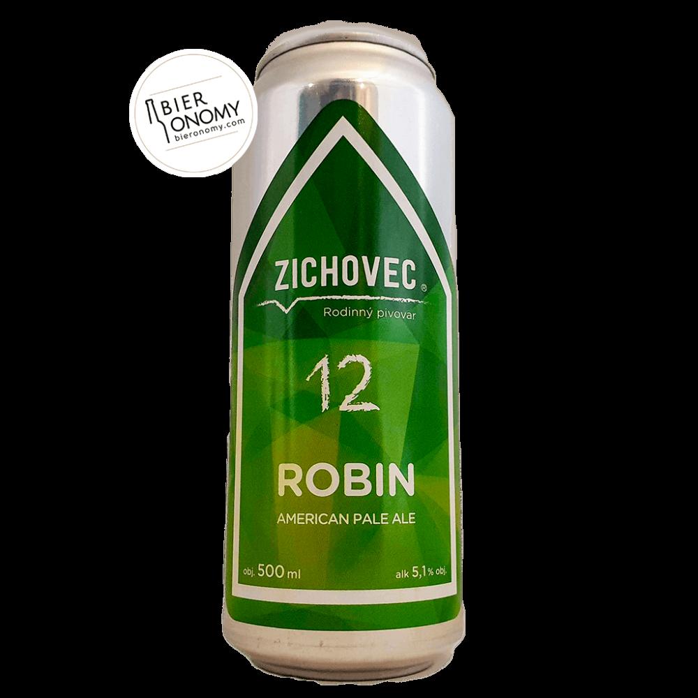 Bière Robin 12 Pale Ale 50 cl Brasserie Zichovec