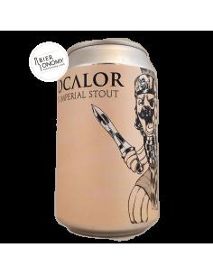 Bière Focalor Imperial Stout 33 cl Brasserie Lobik
