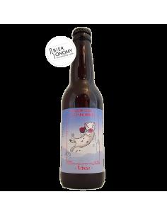 Bière Ribose Gose 33 cl Brasserie Les Funambules