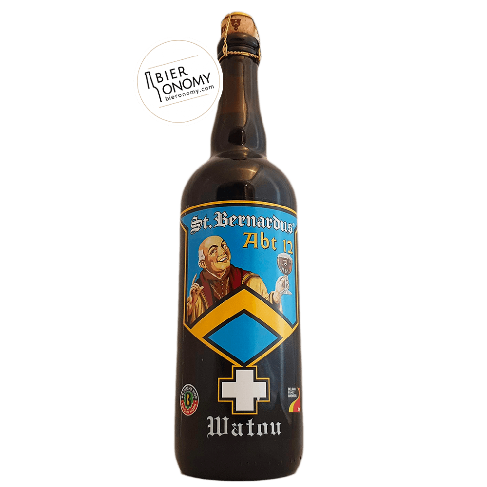 Bière Brasserie St. Bernardus Abt 12 - 75 cl