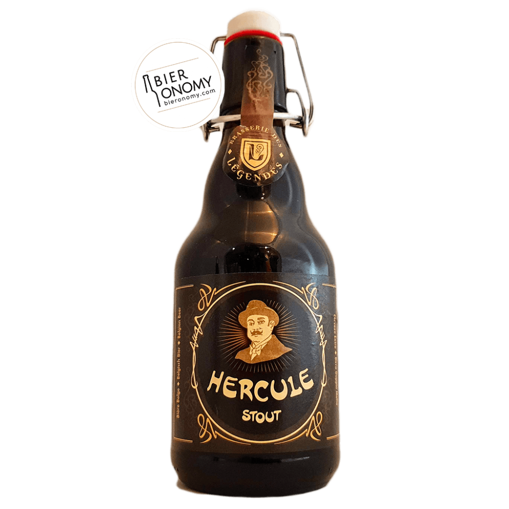 Bière Hercule Stout 33 cl Brasserie des Légendes