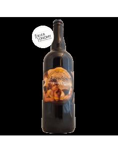 Bière Kerubim Ambrée 75 cl Brasserie Ouroboros