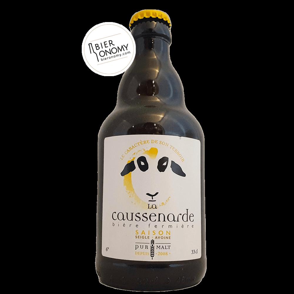 Bière Saison 33 cl Brasserie La Caussenarde