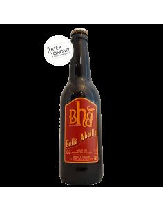 Bière Belle Abeille Amber Ale 33 cl BHB Brasserie du Haut Buëch