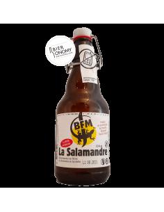 Bière La Salamandre 33 cl BFM Brasserie des Franches Montagnes