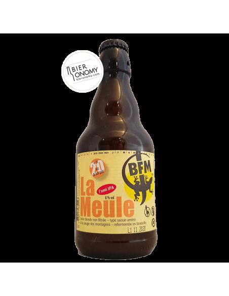 Bière La Meule 33 cl BFM Brasserie des Franches Montagnes