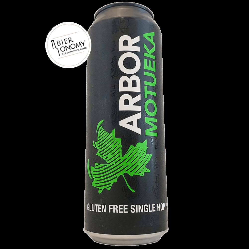 Bière Motueka GF Single Hop Pale Ale 56,8 cl Brasserie Arbor Ales