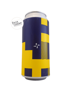 Bière Future Days DDH IPA 44 cl Brasserie North Brewing