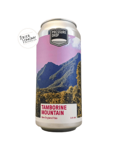 Bière Tamborine Mountain New England Pale 44 cl Brasserie Pressure Drop Brewing